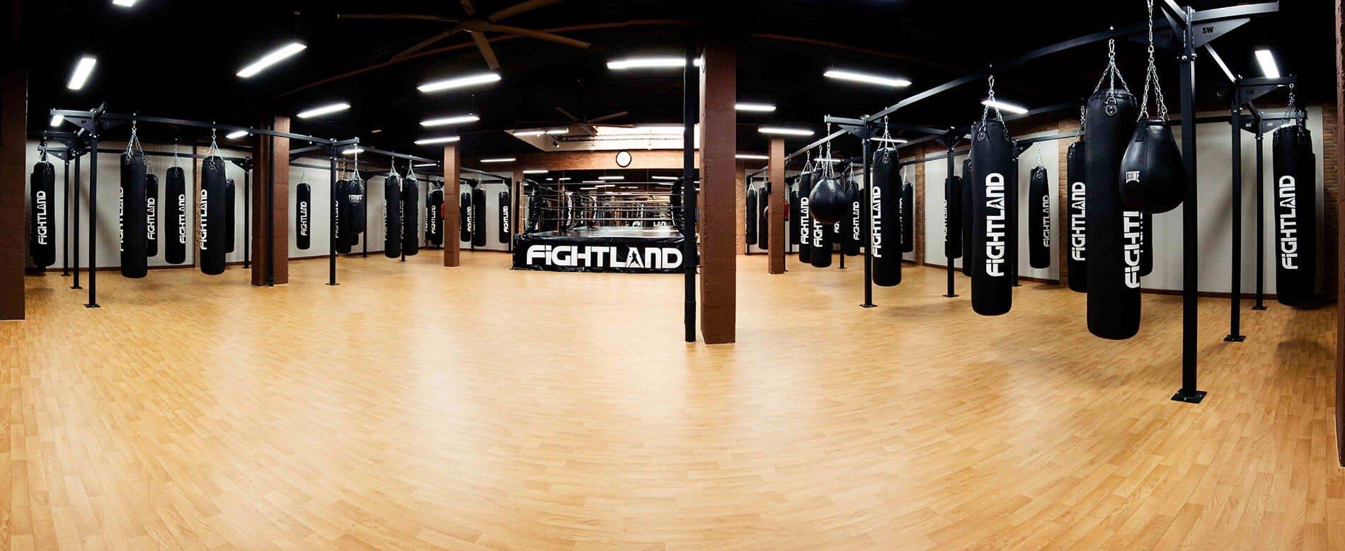 Fightland - Club Boxeo - Azca Madrid