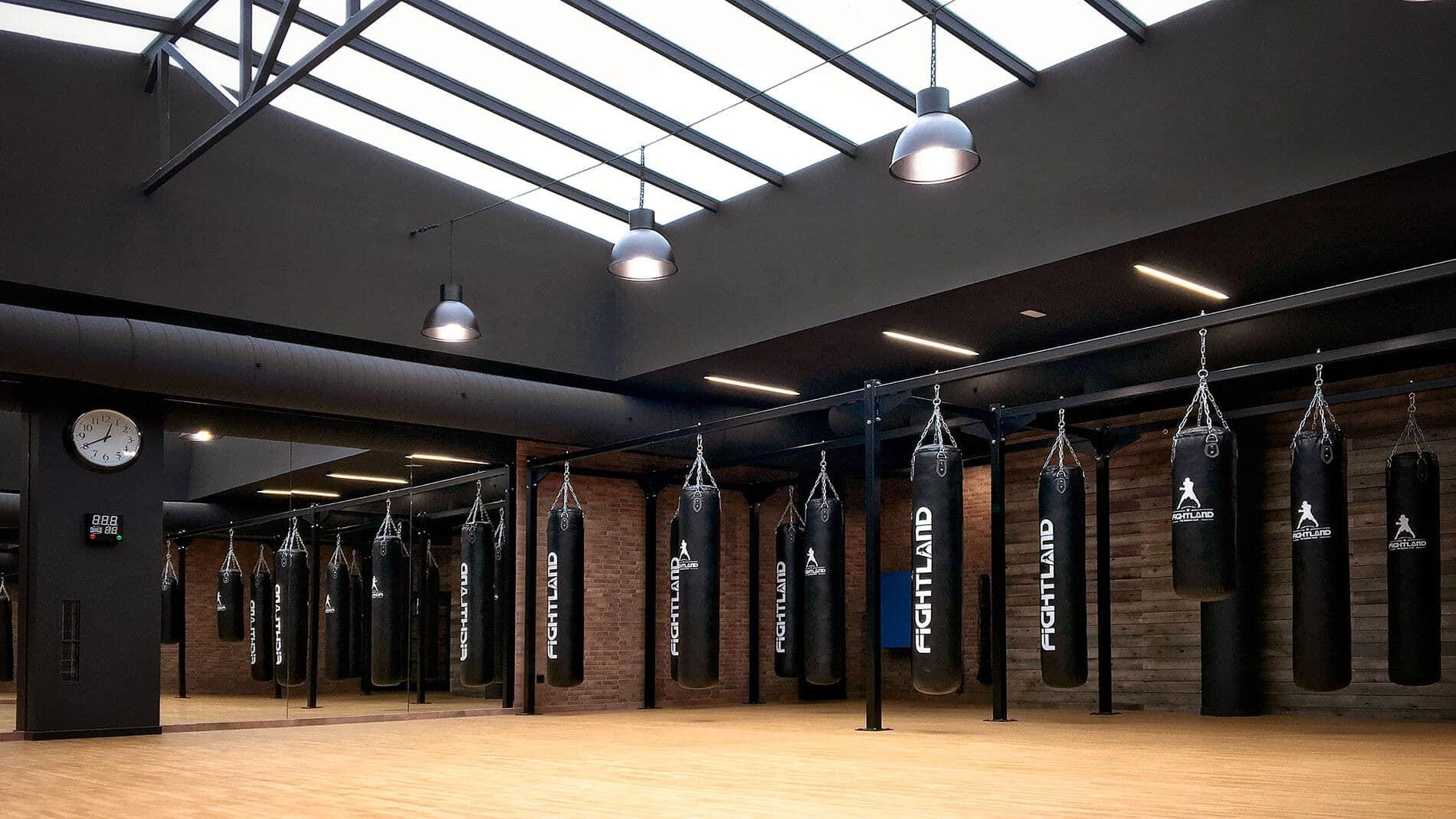 Fightland - Club Boxeo -  A Coruña