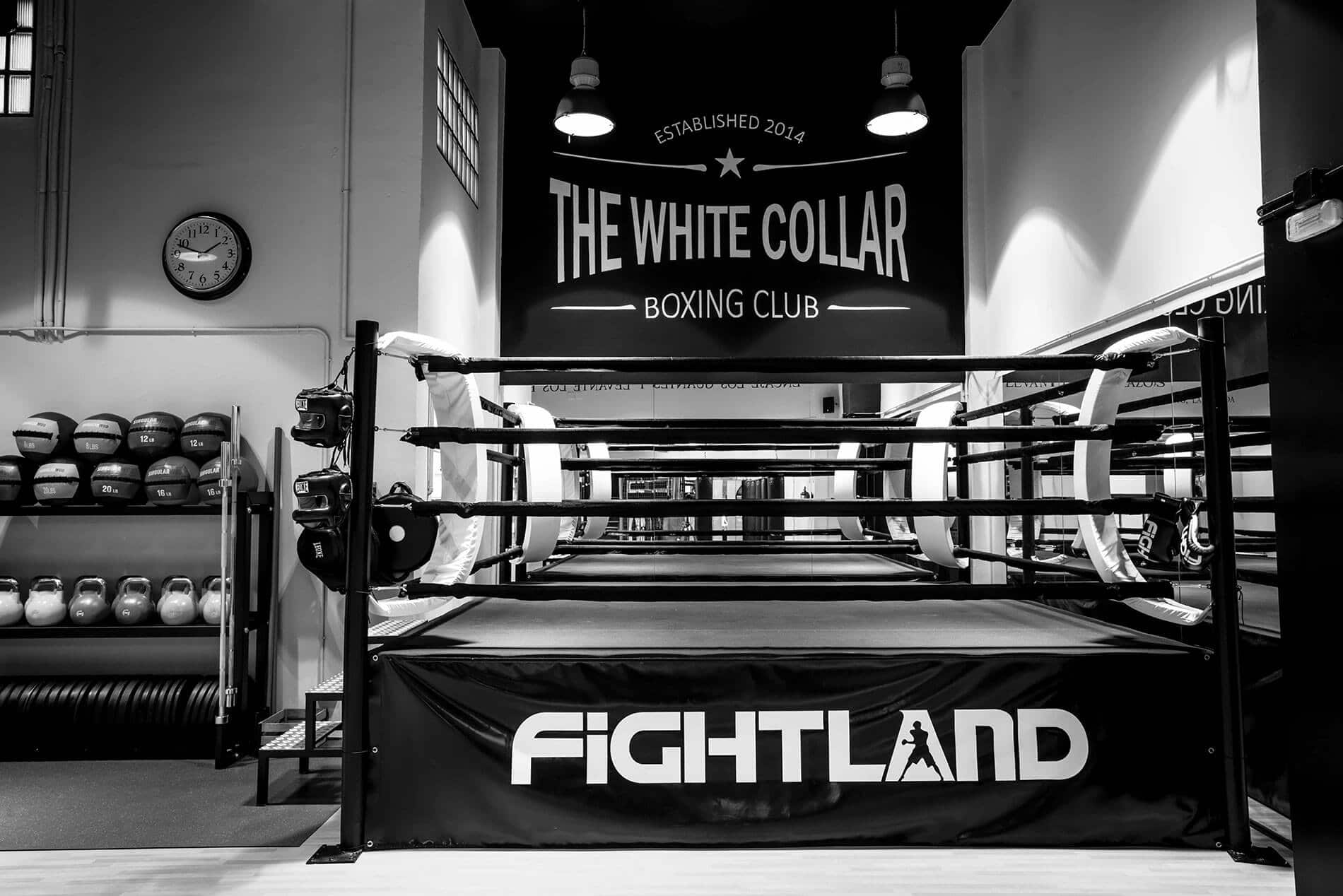Fightland - Club Boxeo -  Chamberí