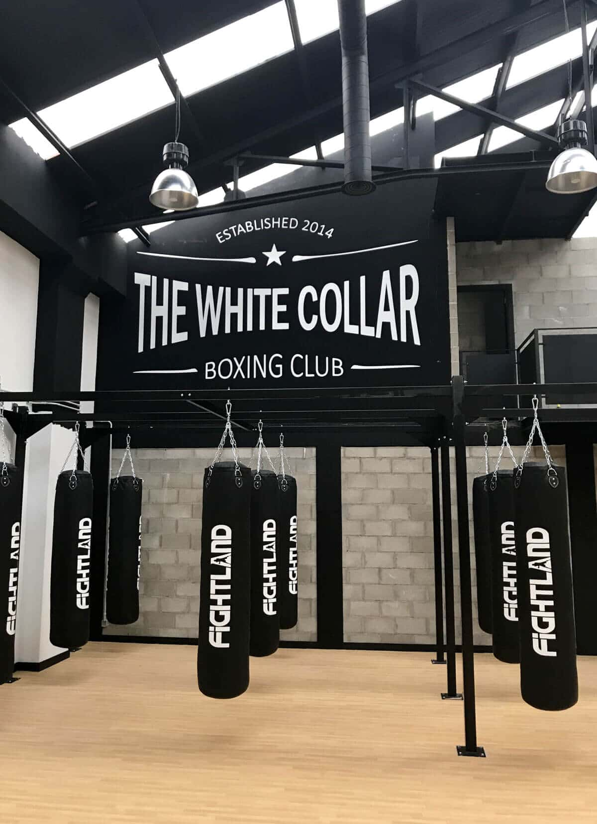 Fightland - Club Boxeo - Hermosilla