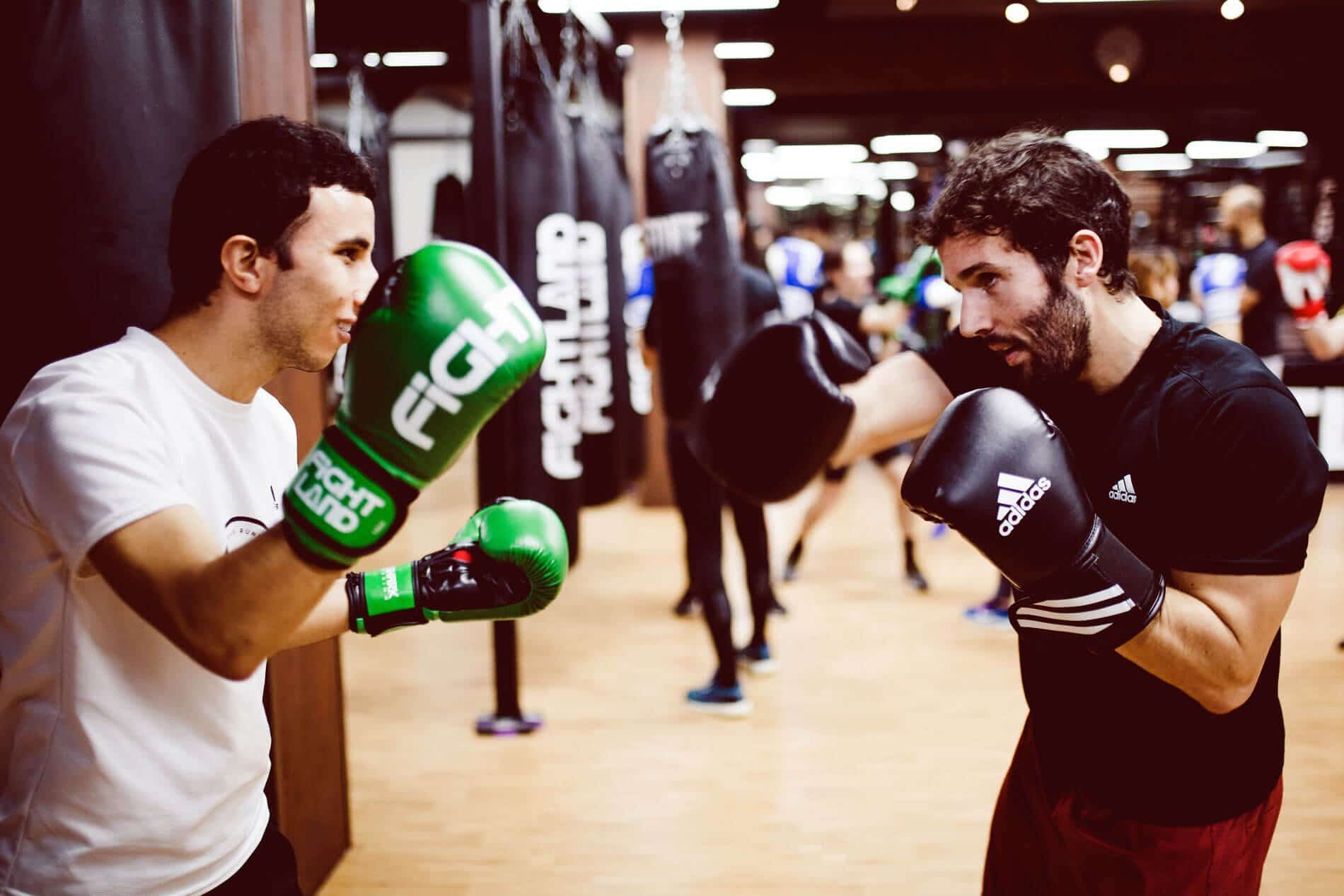 Fightland - Club Boxeo - Entrenamiento Boxeo