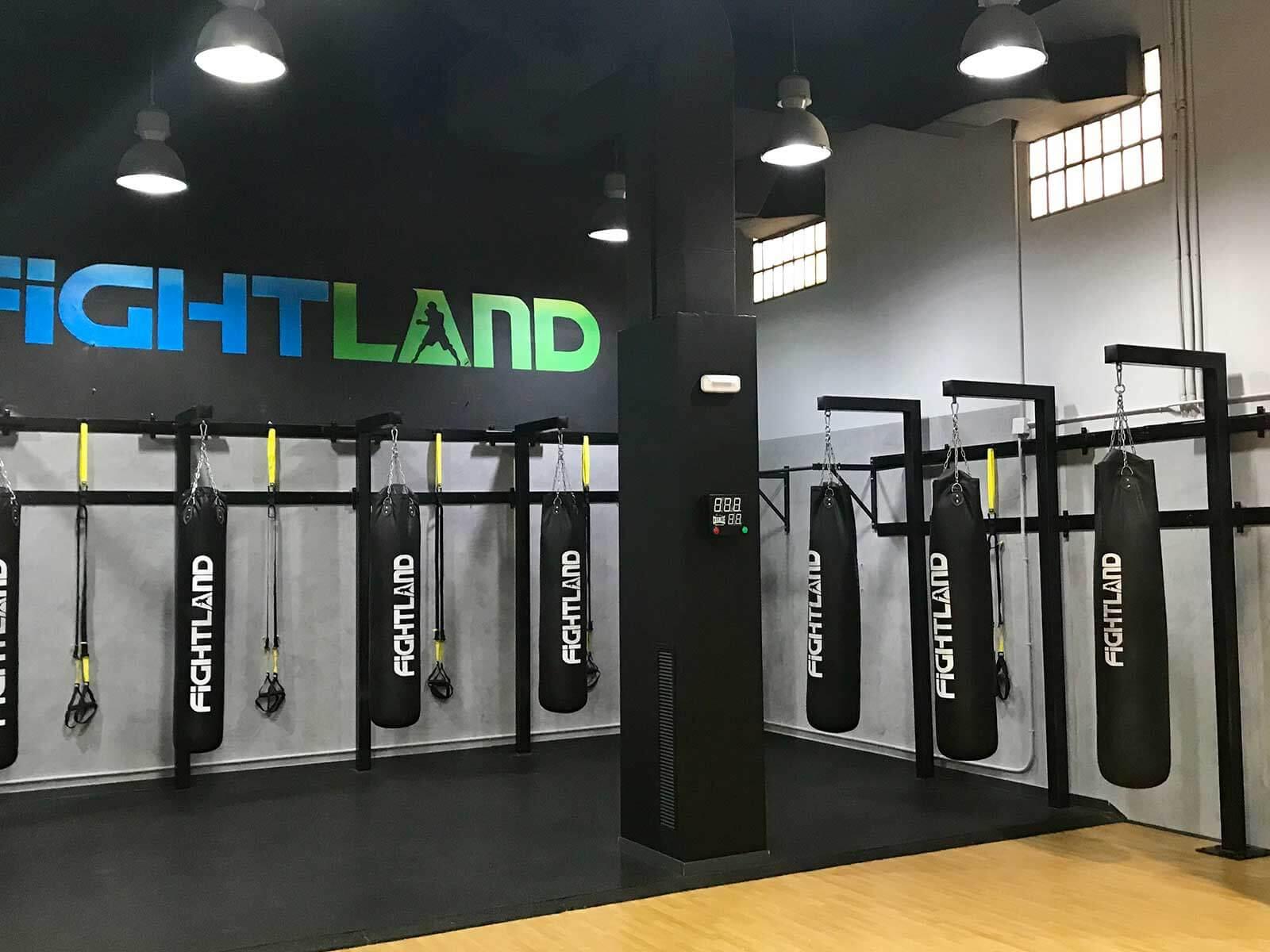 gimnasio de boxing en chamberi madrid