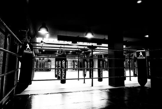 fightland gimnasio de boxeo