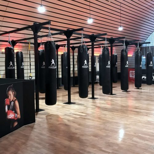 boxing gym in madrid chamartin