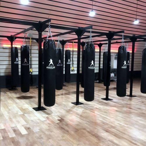 gimnasio de boxeo chamartin madrid