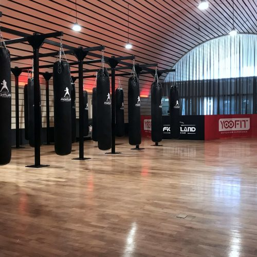 clases de boxeo chamartin madrid