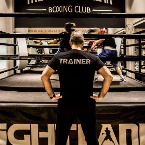Fightland - Club Boxeo - White Collar Club